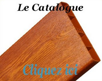 catalogue de profil s pvc pour portails et cl tures. Black Bedroom Furniture Sets. Home Design Ideas