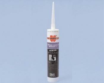 Silicone neutre bâtiment 2 blanc - 310 ML