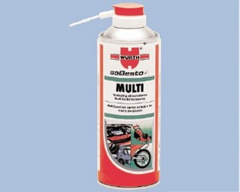 Spray multifonctions 5 en 1 - 400 ML