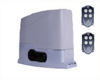 kit de motorisation pour portail coulissant v30 600kg. Black Bedroom Furniture Sets. Home Design Ideas