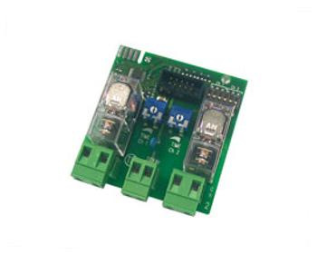V2 - Module optionnel Lux2 pour carte électronique Vidue