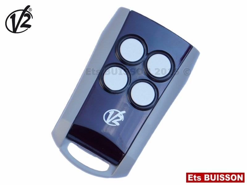 V2 bo tier vide pour t l commande phoenix 4 fonctions for Coque telecommande garage