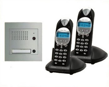 Kit interphone audio sans fil DECT