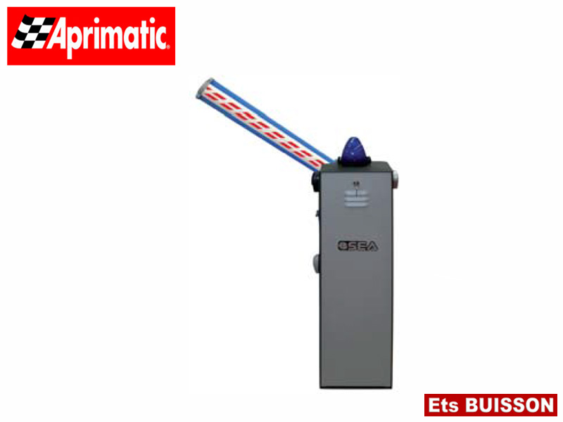 Aprimatic - SPRINT 24V - Barrière hydraulique 24V