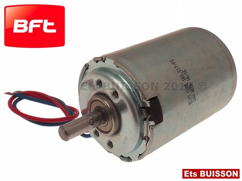 Bft virgo moteur 24v r f i100061 10001 for Moteur garage bft