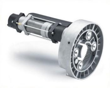 Pi ces sav bft vue clat e moteur rideau x130 x130ef for Moteur garage bft