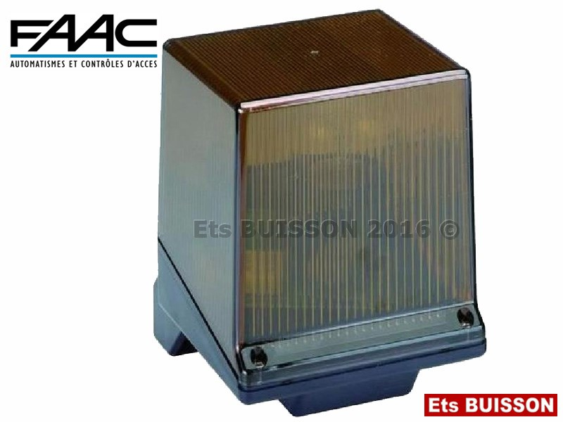 FAAC LIGHT ECLAIRAGE CLIGNOTANT 410013