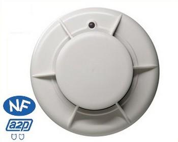 alarme honeywell d tecteur fum optique miniature nfa2p. Black Bedroom Furniture Sets. Home Design Ideas