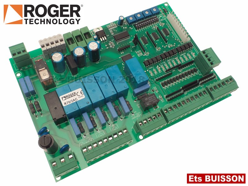 Roger Technology - Carte électronique 230V Réf. R70/2AC