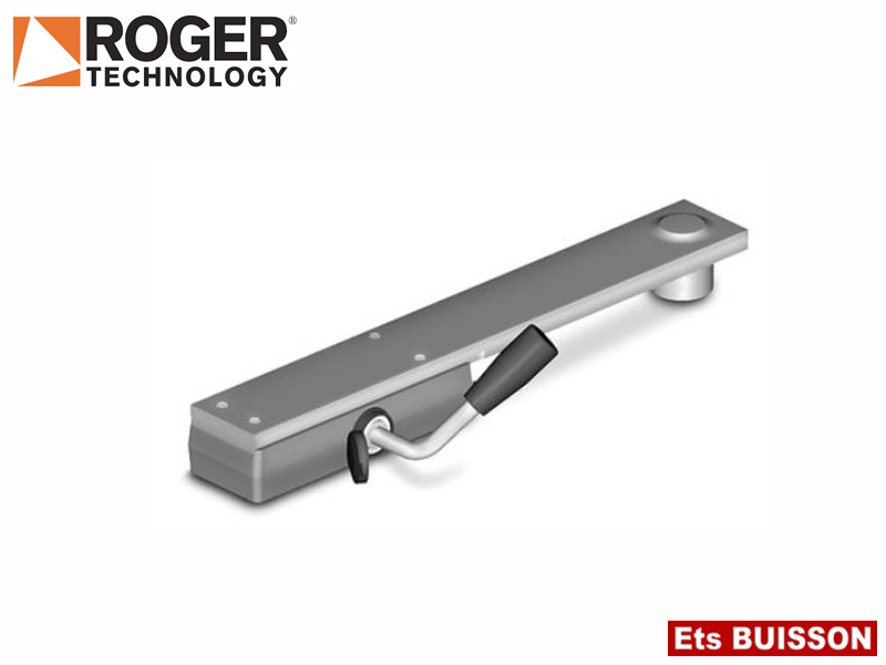 Roger Technology - R21/BR21 - Levier support vantail Réf. RL650