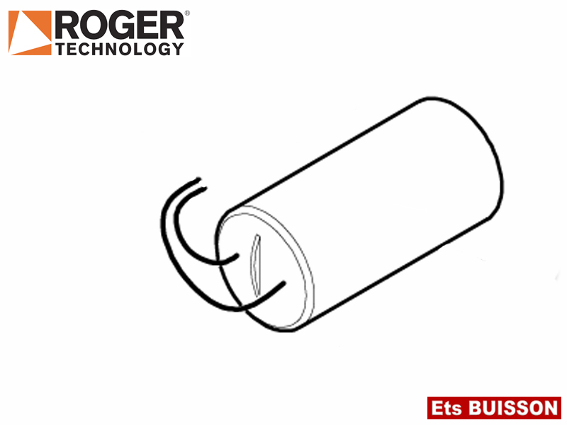 Roger Technology - R20 - Condensateur 15 MF