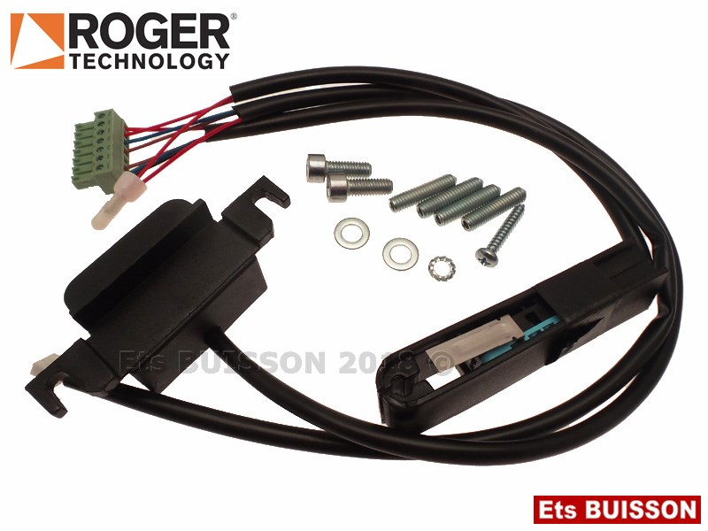 Roger Technology - R30/G30/H30 - Fin de course Ref MC764