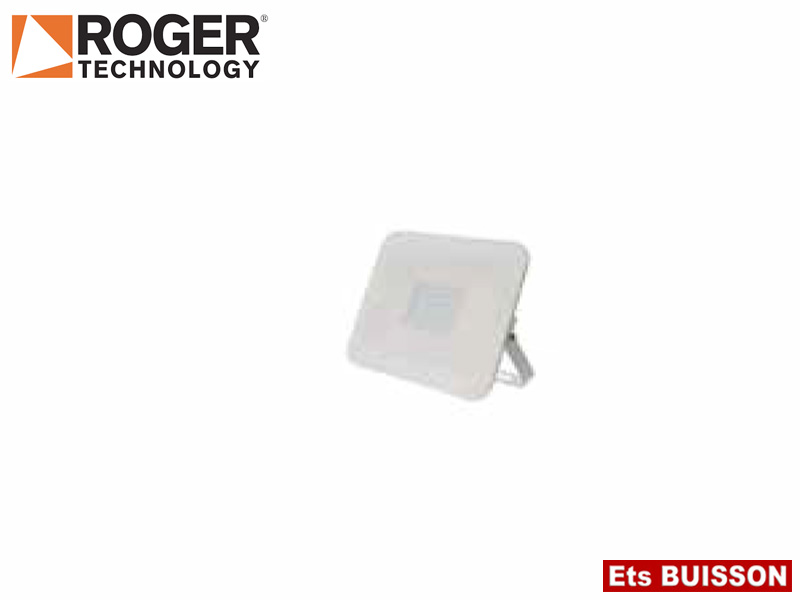 Roger Technology - R21 - Projecteur LED 10W blanc Réf. PROLED