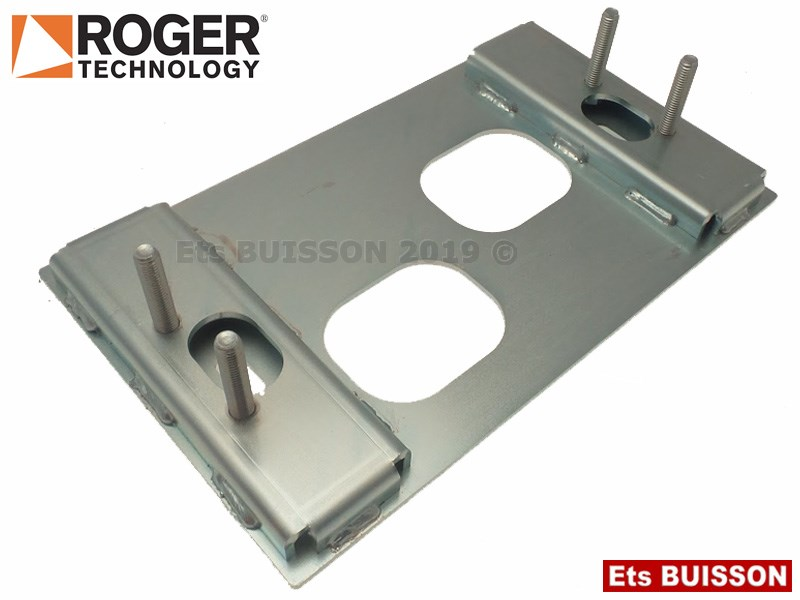 Roger Technology - H30 - Plaque de fixation Réf. KT214/SC