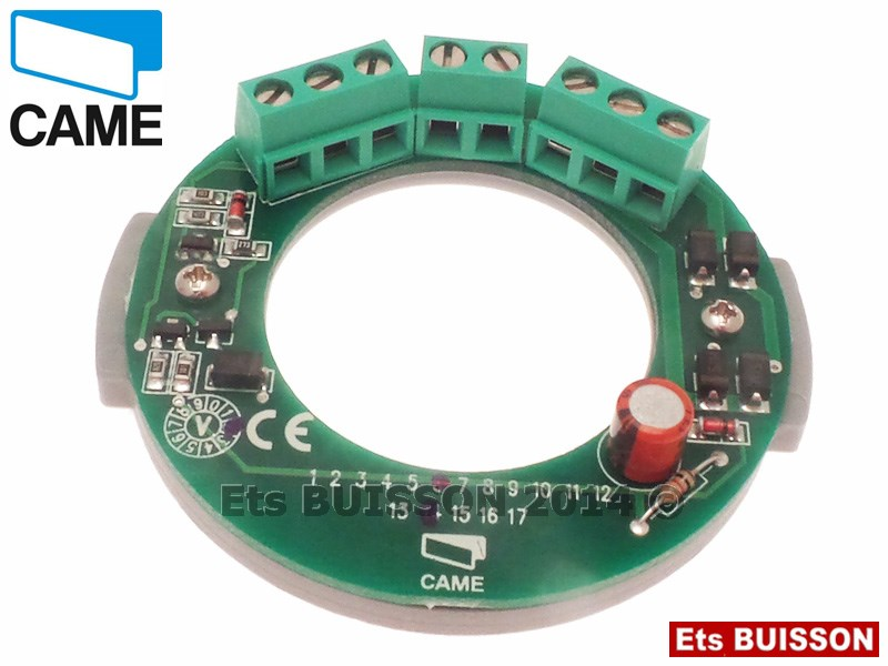 CAME Frog-J - Carte électronique encodeur 119RIA064 (15C-16-17)