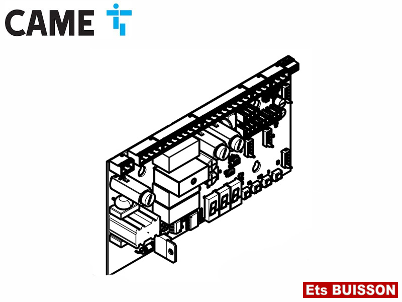 Came - BX Restyling - Carte électronique ZBX6N Ref. 88001-0071