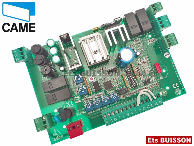 CAME BX-243 Carte �lectronique 3199ZN2 (42)