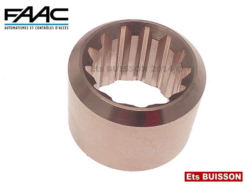 Faac 750 - Bague cannel�e 13 dents 7309095