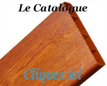 catalogue de profil s pvc pour portails et cl tures. Black Bedroom Furniture Sets. Home Design Ideas
